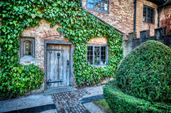 A Country House Royalty Free Stock Photos