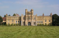 Country house england Royalty Free Stock Photography