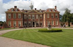 Country house england Royalty Free Stock Photos