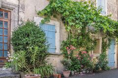 Free Country House In The Provence Village Villars Stock Photos - 181643743