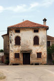 Country house in Istria, Croatia. Typical country house in Istria, Croatia stock images