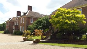 Country house in Kent Royalty Free Stock Images