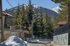 Country house in mountain Vitosha Stock Image