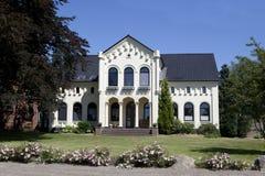 Country house villa Stock Photo