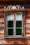 Country house window Stock Photography