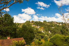Country Houses, Campos do Jordao Royalty Free Stock Photo