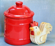 Country Kitchen Stock Images