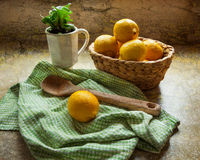 The Country Kitchen - Lemonade Time Royalty Free Stock Image