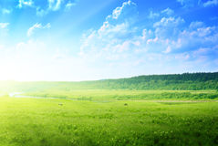 Free Country Landscape Royalty Free Stock Images - 8898709