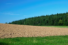 Country landscape Stock Photo