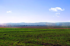 Country landscape Royalty Free Stock Images