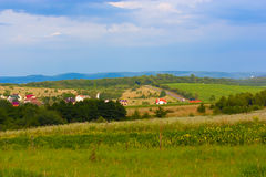 Country landscape Royalty Free Stock Photo