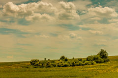 Country landscape. Stock Photography