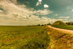 Country landscape. Stock Image