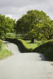 Country lane Royalty Free Stock Photography