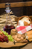 Country lunch Royalty Free Stock Photos