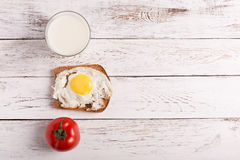 Country lunch Royalty Free Stock Images