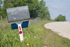 Country Mailbox Royalty Free Stock Image