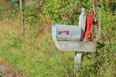 Country Mailbox Royalty Free Stock Photos