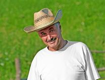 Country man Royalty Free Stock Photography