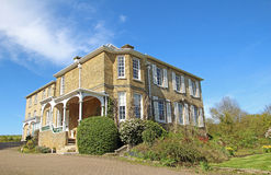 Country manor house Stock Image