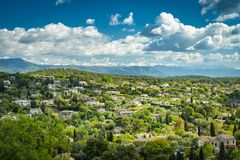 Free Country Mansions Of Mougins Royalty Free Stock Photo - 156467295