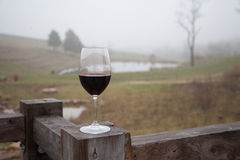 Country Merlot Stock Images