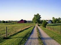 Country morning Stock Photos