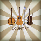 Country Royalty Free Stock Photos