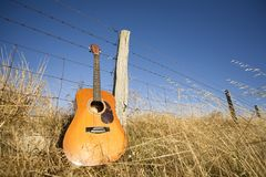 Country Music Landscape Stock Images