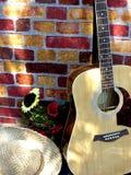 Country muziek. Stock Foto