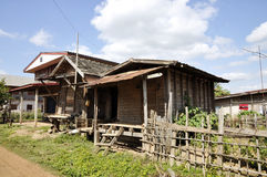 Country Old House Thailand Style Native Retro Royalty Free Stock Photo
