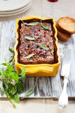 Country pate Stock Images