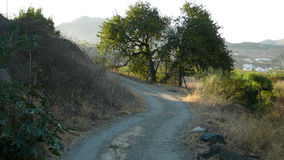 Country path Stock Images