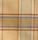Country Plaid Fabric Royalty Free Stock Photography