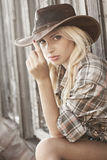 Country portrait Stock Photography