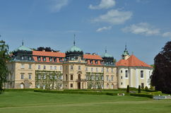 Country Residence of the Czech President Royalty Free Stock Photo