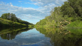 Country river Stock Image