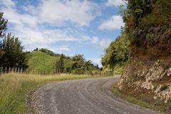 Country road Stock Photos