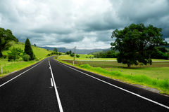 Country Road Royalty Free Stock Photography