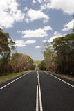 Country road in Australia Stock Photo