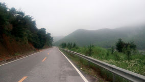 Country Road in the GUILIN,CHINA,ASIA Stock Photography