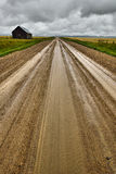 Country Road. Landscape featuring a country road Stock Photo