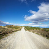 Country Road Otago New Zealand Royalty Free Stock Photo