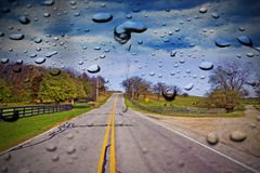 Country Road Royalty Free Stock Photo