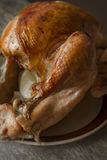 Country Roasted Turkey Royalty Free Stock Photos