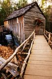 country rustic mill waterwheel stock photos