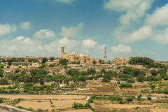 Country scenery of Mdina Royalty Free Stock Photo