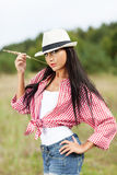 Country seduction Stock Photography