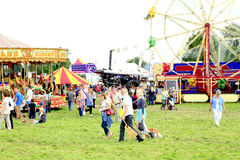 Country show Royalty Free Stock Photos